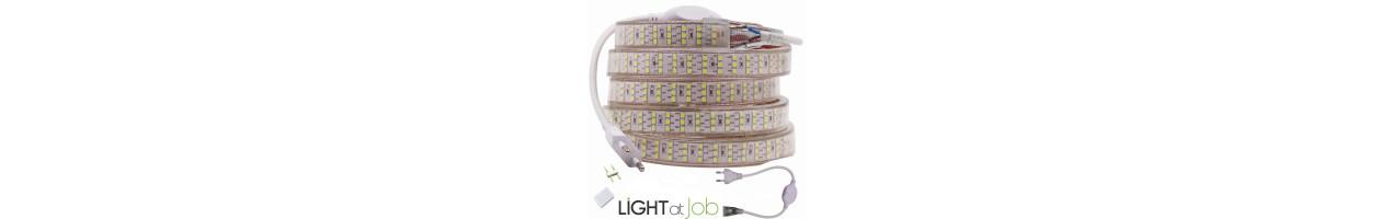 Rouleau de 100 mètres de ruban LED 276 smd par mètre